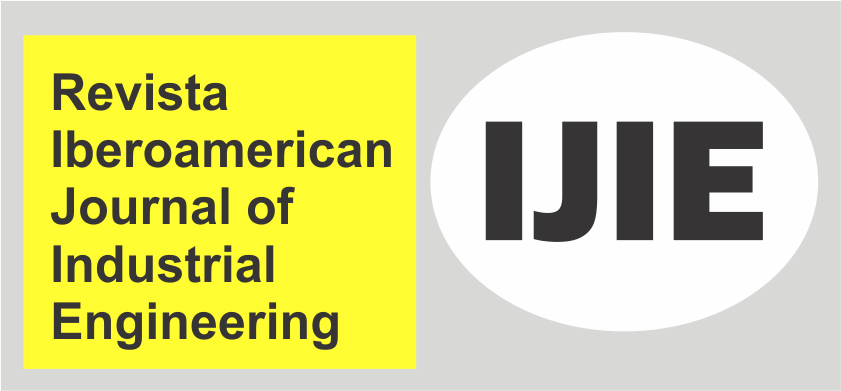 Revista Iberoamerican Journal of Industrial Engineering